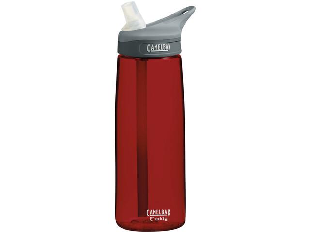 CamelBak Eddy Trinkflasche 750ml Cardinal